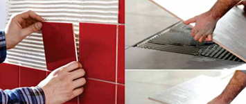 Tile Fixing